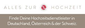 Alles zur Hochzeit - Die Hochzeits-Dienstleisterdatenbank in Deutschland, Österreich und der Schweiz